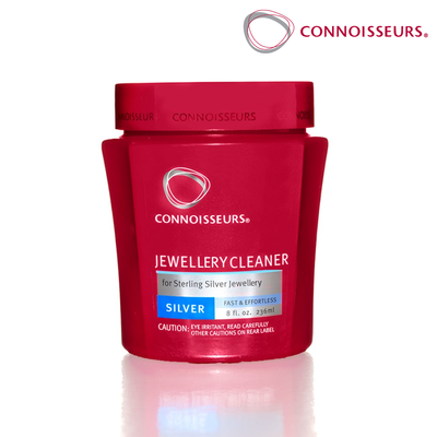 Connoisseurs - Silver jewellery cleaner