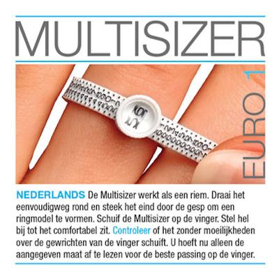 Multisizer ringmeter