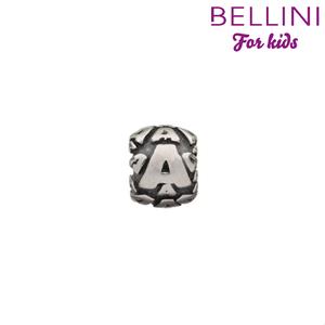 Bellini 560.A - zilveren bedel letter A