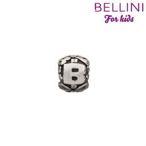 Bellini 560.B - zilveren bedel letter B