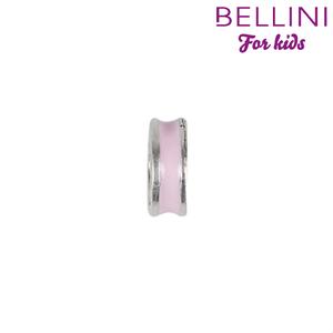 Bellini 569.100 Zilveren Bellini stopper emaille roze