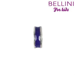 Bellini 569.101 Zilveren Bellini stopper emaille paars