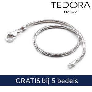 Tedora GRATIS armband bij aankoop van 5 bedels